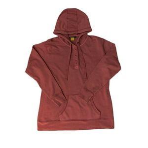 Cabela's Women's 1/4 Button Up Sweatshirt